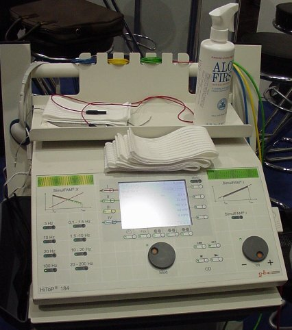 gbo High Tone Therapy unit