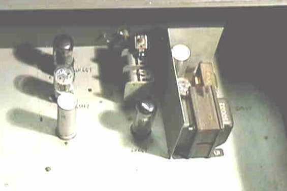 The Oscillator Section of the Beam Ray Machine