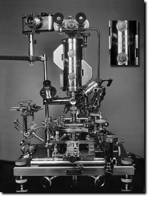 The Rife #3 Universal Microscope